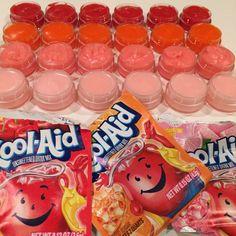 Homemade Kool-Aid Lip Balm