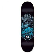 Flip Majerus Iconoclastics Series Skateboard Deck, color: Assorted, category/department: skate-decks