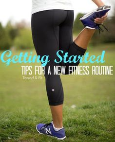 Amazing Tips For The #Fitness Beginner