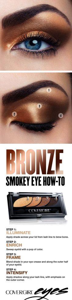 Pin > Beautiful Eye Makeup #valuable