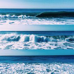 ocean waves #planetblue