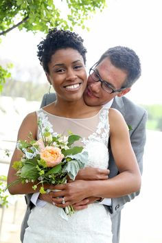 Love Marlena's beautiful #naturalhair bridal look http://brownsparrowwedding.com/sweet-virginian-spring-wedding-marlena-brandon/?utm_content=buffer3b255&utm_medium=social&utm_source=pinterest.com&utm_campaign=buffer #AmandaMaglionePhotography