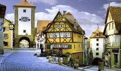 Αυτή είναι η γερμανική πόλη, που γιορτάζει τα Χριστούγεννα… όλο το χρόνο! Παραμυθένιο μέρος…