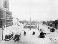 queens plaza - queens ny, 1909
