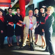 #qantas #fortunatefriends I have joined #chinaeasternair in #sydney with lovely people.