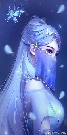 Cool Anime Girl, Beautiful Anime Girl, Kawaii Anime Girl, Anime Art Girl, Beautiful Fantasy Art, Dark Fantasy Art, Anime Fantasy, Fantasy Girl, Fantasy Characters