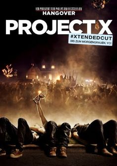Project X (Extended Cut) Amazon Instant Video ~ Thomas Mann, teenagerpartyfilm