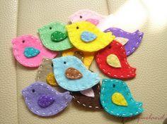 sweet lil birdies