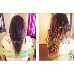 Mermaid Keratin Bonded Fusion Extensions !  Instagram - @MermaidHairExtensionsXO www.MermaidHairExtensionsXO.com #HairExtensions #MermaidHair Mermaid Hair Extensions, Fusion Extensions, Keratin, Long Hair Styles, Beauty, Instagram, Riveting, Long Hairstyle, Long Haircuts