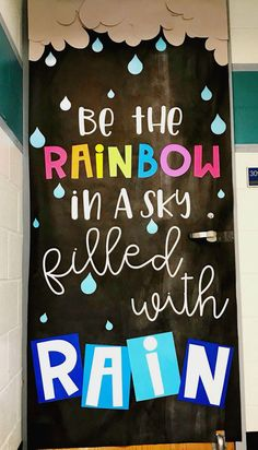 Thinking about Spring Classroom decorations or Easter decorations for Classroom? Take quick clues from this Easter and Spring Classroom Door Decorations. Summer Bulletin Boards, Classroom Board, Classroom Bulletin Boards, Classroom Themes, School Classroom, Classroom Organization, Seasonal Classrooms, April Bulletin Board Ideas, Bulletin Board Ideas For Teachers