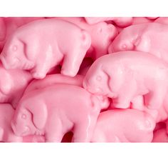 Pink Gummy Pigs: 1KG Bag
