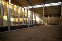 Loopstal  (huisvesting kuddeverband)