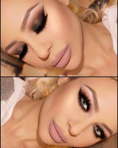 Wonderful makeup look with light pink color tones - - Wonderful makeup look with light pink color tones Beauty Makeup Hacks Ideas Wedding Makeup Looks for Women Makeup Tips Prom Makeup ideas Cut Natural M. Glam Makeup, Flawless Makeup, Gorgeous Makeup, Pretty Makeup, Love Makeup, Makeup Inspo, Makeup Inspiration, Beauty Makeup, Hair Makeup