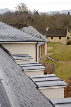 CUPA natural slate, selected for Bowood Hotel, Spa and Golf Resort   #naturalslate #CUPA #Bowood #hotel #roofing #architecture #design