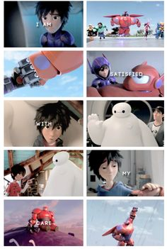 Why does Baymax have to die?, good thing there was a new Baymax but same programming, smart Baymax, but what happened to the one in the portal?