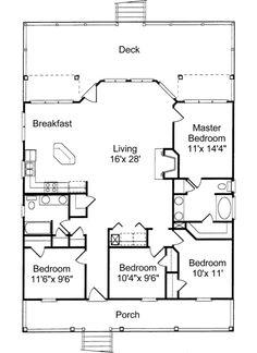 4 bed 2 bath 1520 sq ft