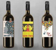 Dammit Captain, Youre Drunk: Star Trek Themed Wines