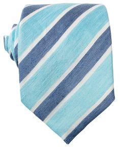 Cotton\silk spring tie from Eton
