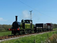 Isle of Wight Steam Railway Green Timetable (Island Steam Day) - 13/04/2014