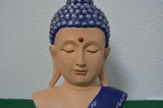 figura-25 Figura Buda pintada a mano