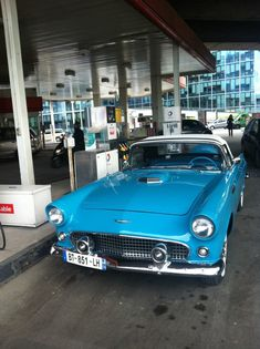 Ford Thunderbird 1955...Re-Pin...Brought to you by Agents of #CarInsurance at #HouseofinsuranceEugene