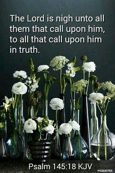 psalm 145:18 KJV