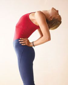 9 immunity building, detoxifying stretches. (encourages lymph function, effective filtering).