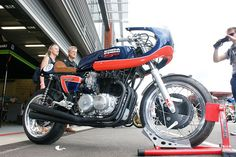 Honda-Yoshimura CB500 Four | Flickr - Photo Sharing!