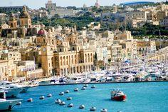 Groupon Travel - Malta: Pobyt z Wyżywieniem i Przelotem