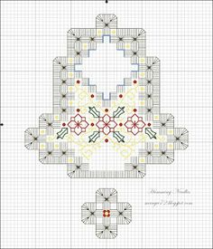 Humming Needles: Christmas Bell Ornament & Pattern