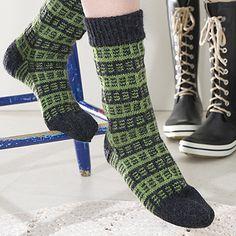 OHJE: Metsätie-sukat