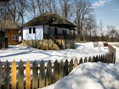 Romanian Traditions/ Village Museum