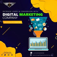 Everything in a business needs to do for leads and convert leads into customers. 𝗜𝗻𝗰𝗿𝗲𝗮𝘀𝗲 𝗟𝗲𝗮𝗱𝘀 & 𝗖𝗼𝗻𝘃𝗲𝗿𝘀𝗶𝗼𝗻 with Result Oriented 𝗗𝗶𝗴𝗶𝘁𝗮𝗹 𝗠𝗮𝗿𝗸𝗲𝘁𝗶𝗻𝗴 𝗖𝗼𝗺𝗽𝗮𝗻𝘆. Social Media Services, Writing Services, Seo Services, Best Digital Marketing Company, Digital Marketing Services, Facebook Marketing, Media Marketing, Marketing Institute, Display Ads