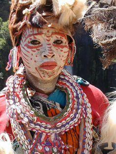 Photo: Roberta Jardim  Кенийское племя Кикуйю