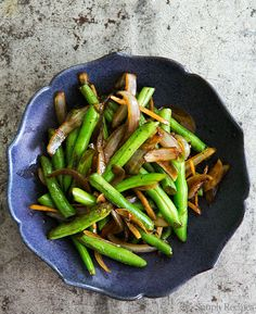 Yummy green beans