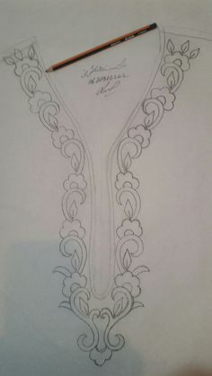 Crewel Embroidery - Long & Short as Soft Shading in Colors - Embroidery Patterns Embroidery Neck Designs, Floral Embroidery Patterns, Hand Embroidery Flowers, Tambour Embroidery, Hand Embroidery Stitches, Silk Ribbon Embroidery, Beaded Embroidery, Machine Embroidery, Sewing Patterns
