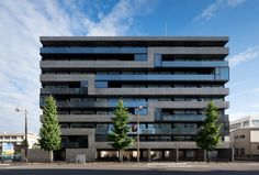 Housing Complex Niigata by Takuya Hosokai Architect - News - Frameweb