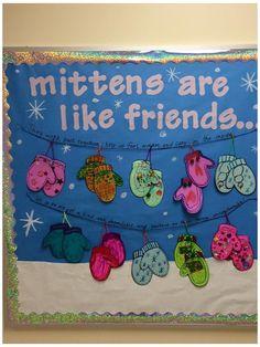 Friends Bulletin Board, Toddler Bulletin Boards, December Bulletin Boards, Valentines Day Bulletin Board, Kindergarten Bulletin Boards, Christmas Bulletin Boards, Birthday Bulletin Boards, Winter Bulletin Boards, Birthday Board