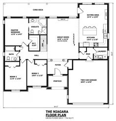Bungalow Homes Plans On Pinterest Bungalow Homes