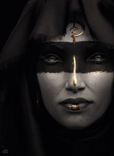 mehgehd: Dark Elf by Intervain