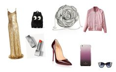 """""""Fait pas my sister 👌🏽💗✨"""" by doriaben on Polyvore featuring mode, Christian Louboutin, Michael Kors, Burberry, Judith Leiber, Anya Hindmarch, Kate Spade, Love Moschino et WithChic"""