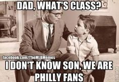 Philly fans- you know you want to be us!