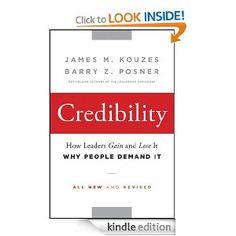 Credibility by James M. Kouzes
