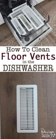 Detach all of your floor and ceiling air vents, and run them through the dishwasher.