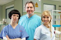 Holby City a guilty pleasure. Hospital Tv Shows, Holby City, Medical Drama, Tv Times, Guilty Pleasure, Hospitals, Bbc, Actors & Actresses, Films