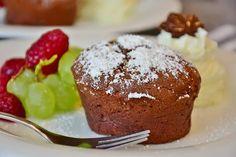 Fahéjas mogyorós muffin, édes sütemények - Séfbabér Healthy Gluten Free Recipes, Vegan Gluten Free, Vegan Recipes, Chocolate, Free Food, Easy Meals, Pudding, Breakfast, Organizers