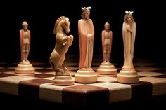 King's Court I Photograph by Tom Mc Nemar - King's Court I Fine Art Prints and Posters for Sale Modern Chess Set, Vikings Game, Chess Table, Plaster Art, Chess Pieces, Whittling, Sale Poster, Still Life Photography, Wood Art