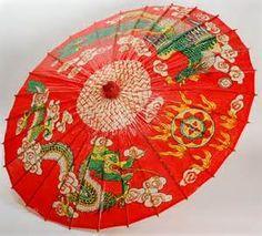 chinese rice paper parasols - Bing Images