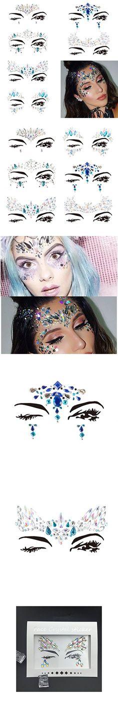 19 Best Festival Face Jewels images  164d5db0fdac
