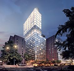 Architecture For Future-Architecture.Urbanism.Interior.Art.Technology — Herzog & De Meuron and John Pawson collaborate for 215 Chrystie in NYC